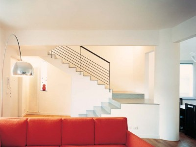 Roberto Silvestri Architects. Renovating a home