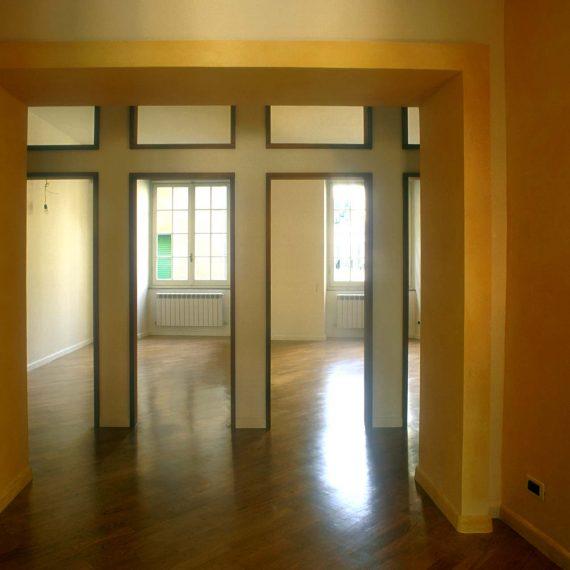 Una casa a Genova con bassi costi di ristrutturazione