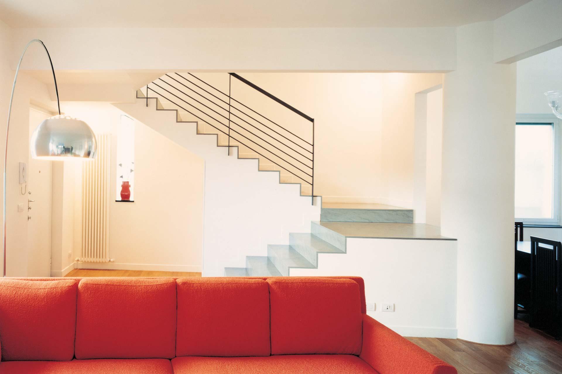 Ristrutturare una casa con spazi fluenti, Roberto Silvestri Architetto