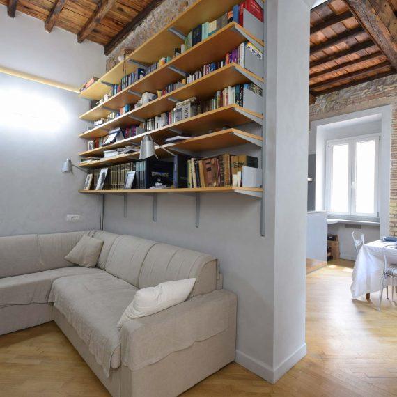 La casa di Yanez a Roma - architettura di Roberto Silvestri